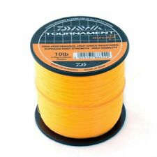 Daiwa Tournament Monofilament FLR Orange various sizes