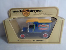 1978 Matchbox Models of Yesteryear 1912 Ford Model T Bird's Custard Powder