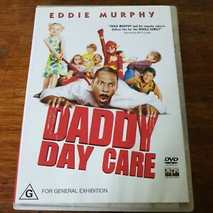 Daddy Day Care DVD R4 VERY GOOD - FREE POST