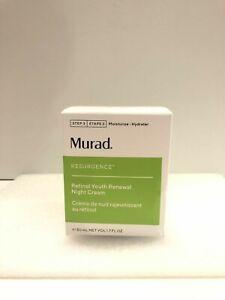 Murad Retinol Youth Renewal Night Cream 50ml/1.7oz