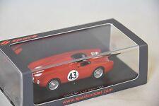 Spark S4737 - OSCA MT 4 n°43 Le Mans 1954 L. Macklin - P. Leygonie - J. Si 1/43