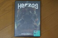 "Herzog MSX 2 Japan Game Tested! Japan exclusive! Boxed! 3.5"" Tecno Soft"
