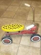 Vintage Playskool Trike Wiggle Wagon Childs Ride On