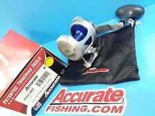 Accurate Furry 500 Narrow Single Drag 2 Speed Heavy Jigging Fishing Reel Right