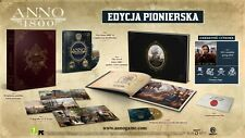 Anno 1800 Pioneers Edition PC New Sealed