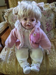 "Duck House Heirloom Doll ""Trista"""