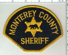 Monterey County Sheriff (California) 1st Issue Shoulder Patch