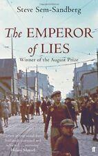 The Emperor of Lies,Steve Sem-Sandberg