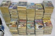 Huge Lot of 404 Analog Science Fiction Magazine Vintage Pulps 60's through 90's