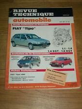 REVUE TECHNIQUE AUTOMOBILE n°504 juin 1989 FIAT TIPO VW GOLF Renault ESPACE