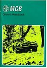 MG MGB ROADSTER (GHN5) & GT COUPE (GHD5) ORIG. 1980 OWNERS INSTRUCTION HANDBOOK
