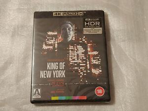 King of New York (Blu-ray 4K)