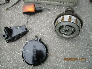 spare-parts Ersatzteile Honda CBX550F2 PC04, hier = 1x embrayage clutch Kupplung