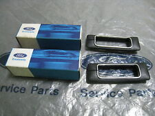MK2 ESCORT RS2000  RS1800 MEXICO GENUINE FORD NOS SEAT TILT LEVER GUIDES - PAIR