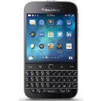 BlackBerry Classic Q20 - 16GB - Verizon + (GSM Unlocked) 4G LTE Touch Smartphone