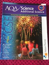 New AQA Science GCSE: Additional Science by Jim Breithaupt, Ann Fullick...