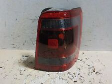 RIGHT RIGHT SMOKED BEZEL HALOGEN OEM FORD ESCAPE 08 09 10 11 12 TAIL LIGHT [B]