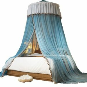 Commonly Used Girls Room Decor Mosquito Net Tent Princess Single Door Bed Net