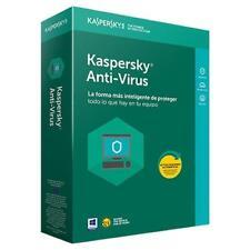 Kaspersky 2018 antivirus renovacion 3 licencias