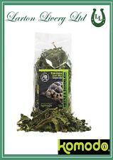 Komodo Tortoise Leaf Mix Nettle & Dandelion 100g Complementary Feed