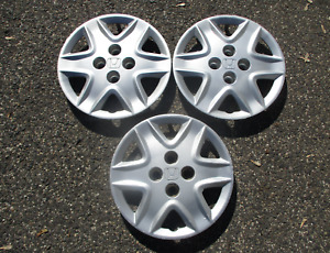 2003 to 2005 Honda Civic 14 inch bolt on hubcaps wheel covers 44733-S5D-A20