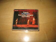 Wagner - Die Walkure - Bayreuther Festspiele - Karl Bohm- 4CD's Boxed-New Sealed