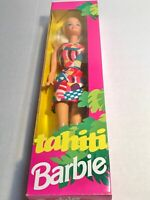 Tahiti Barbie Doll #2093 NRFB Mint Condition 1992 Mattel