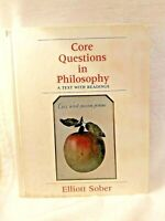 Core Questions in Philosophy 1991  Elliot Sober