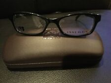 1eccef5084 ANNE KLEIN Eyeglasses AK5050 001 Black 49MM