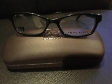 bbd6886ce9d6 ANNE KLEIN Eyeglasses AK5050 001 Black 49MM