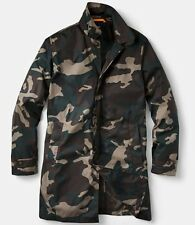 $398.00 Jack Spade Packable Raincoat Coat NEW NWT US Men's M Camo Camouflage