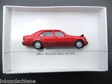 Mercedes  Benz  500 SEL  . Wiking HO 1:87 #355