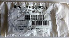 Genuine Kawasaki Oem Oil Seal Part #920497014 R Hs *Free Shipping*