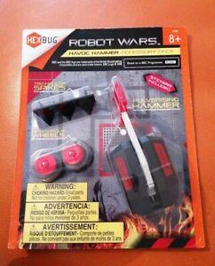 HEXBUG 419-6144 Robot Wars Accessory Pack HAVOC HAMMER Battle Robot NEW SEALED