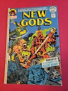 New Gods #7 (2/72) 1st Steppenwolf, 1st Origin of All New Gods, Darkseid  52pgs