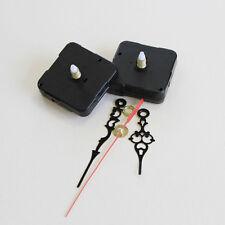 SALE Silence Black Quartz Clock Horologe Movement Mechanism Repair DIY Tool