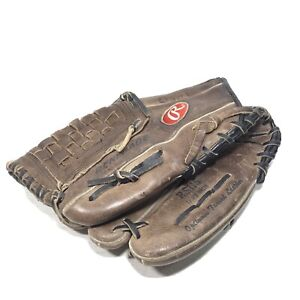 """Rawlings RS 115 Renegade 11.5"""" Youth Leather Baseball Glove Left Handed Thrower"""