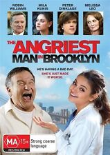 The Angriest Man In Brooklyn (DVD), Region 4, LIKE NEW, Fast Post...4230