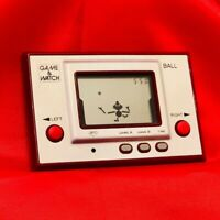 Nintendo Game & Watch Ball Reissue Made in China Great Condition RGW-001