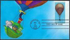 Peterman Hand Done  Peter Potamus in Hot Air Balloon Intrepid Sc.# 2932 F.D