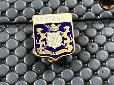 pins pin broche blason VILLAGE france BRETAGNE