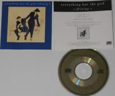 Everything But the Girl  Driving  U.S. promo cd  hard-to-find