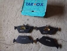 Front Tarox 0736 Brake Pads fit Vauxhall Cavalier Vectra Calibra Omega