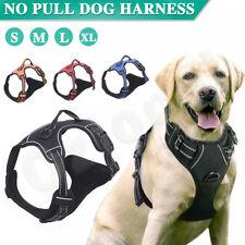 S-XL Front Range No-Pull Dog Harness Vest Adjustable Outdoor Handle Puppy pet