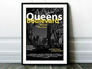 Entourage; Queens Boulevard Poster - Wall Film Art Print Photo