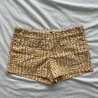 J. Crew Womens Shorts Multicolor Size 4