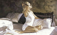 Steve Hanks  Seeking Light Signed & Numbered Limited Edition With Certificate