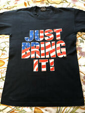 WWE The Rock Just Bring It T-shirt Size S
