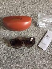 BNWT Missoni Designer Large Round Tortoiseshell Sunglasses