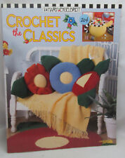 Mary Engelbreit: Crochet the Classics Leisure Arts #3419